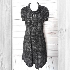 Calvin Klein Black & White Dress